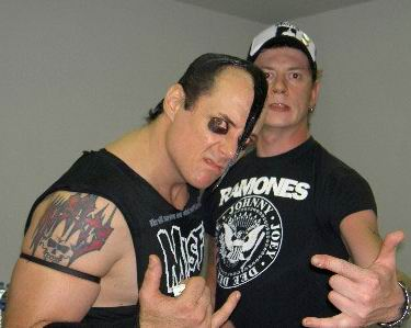 Jerry Only и Д. Спирин