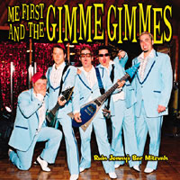 Me First And The Gimme Gimmes - Ruin Jonnys Bar Mitzvah