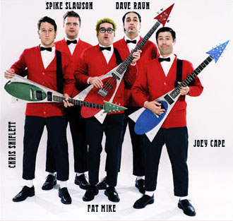 Me First And The Gimme Gimmes - Jackson